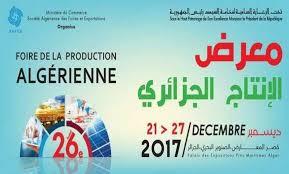 FOIRE DE LA PRODUCTION ALGÉRIENNE 2017 FPA26