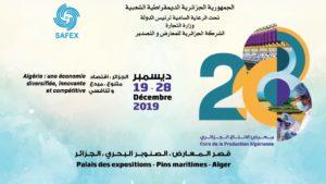 FOIRE DE LA PRODUCTION ALGÉRIENNE 2019 FPA28